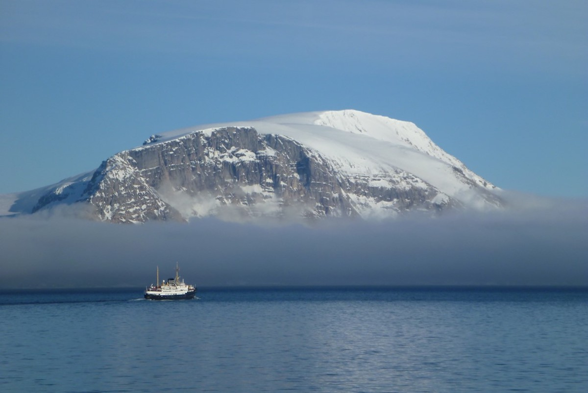 Ship Emissions In The Arctic