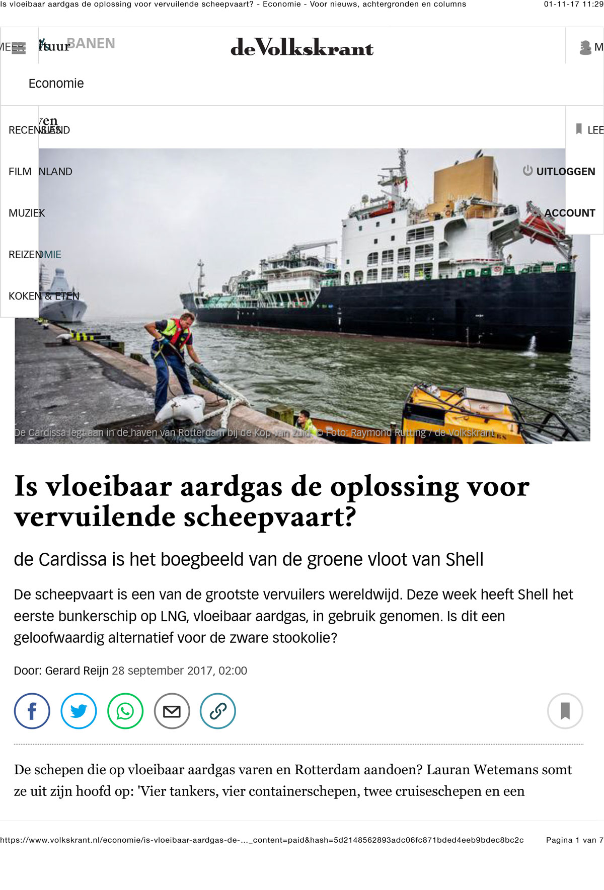Volkskrant-2017-09-28-Vloeibaar-aardgas-1